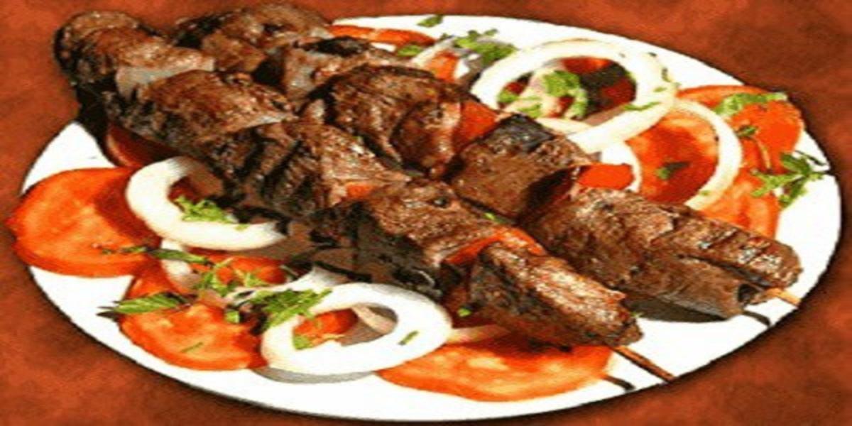 Espetadas de Carne Mistas