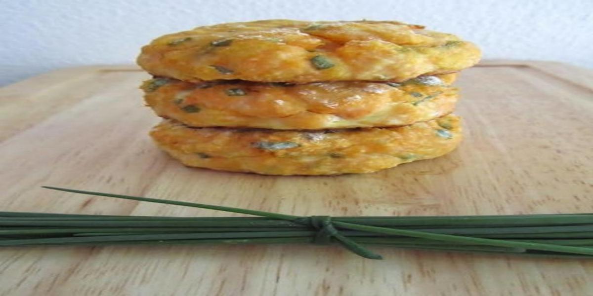 Almofadas de Salmão e Batata-Doce
