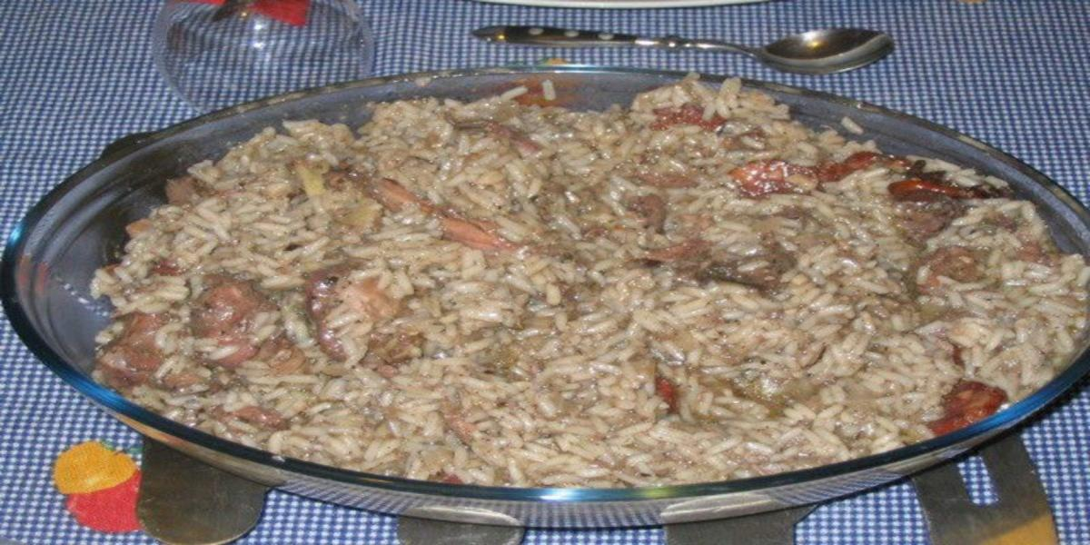 Arroz de Lebre do Alentejo