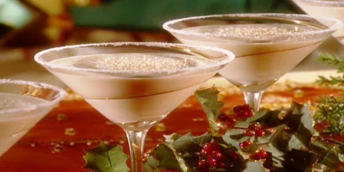 Cocktail de Natal com vinho do Porto
