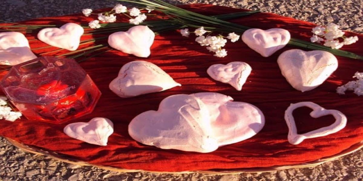 Corações de Merengue