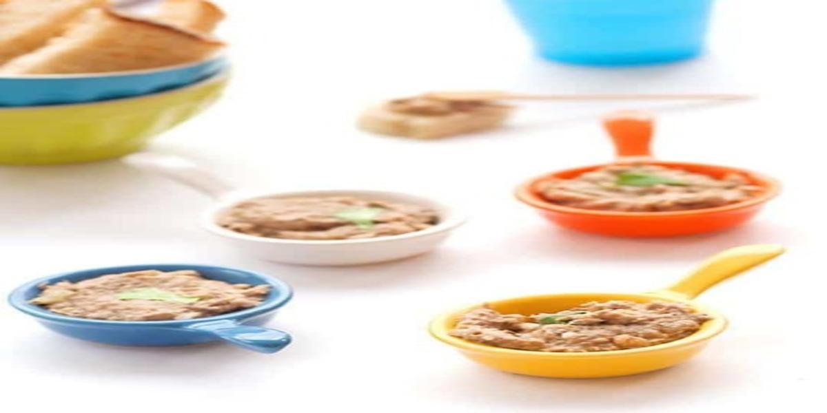 Patê de Sardinha e Iogurte