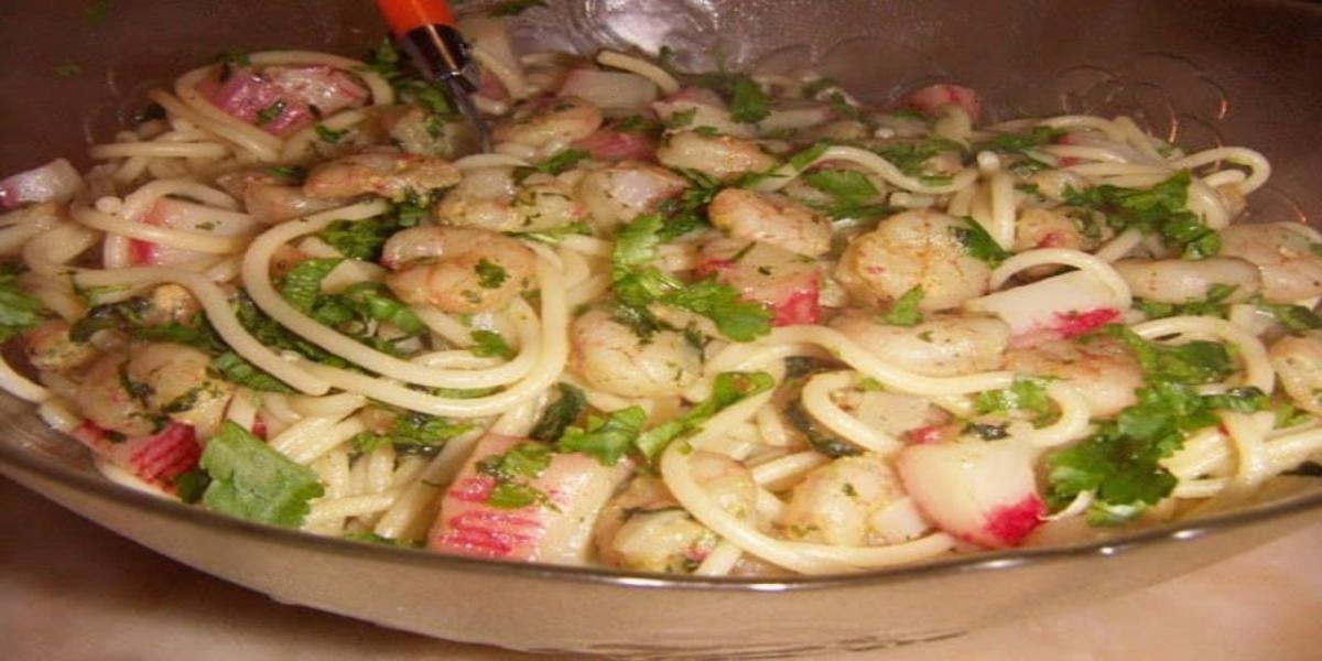 Esparguete Salteado
