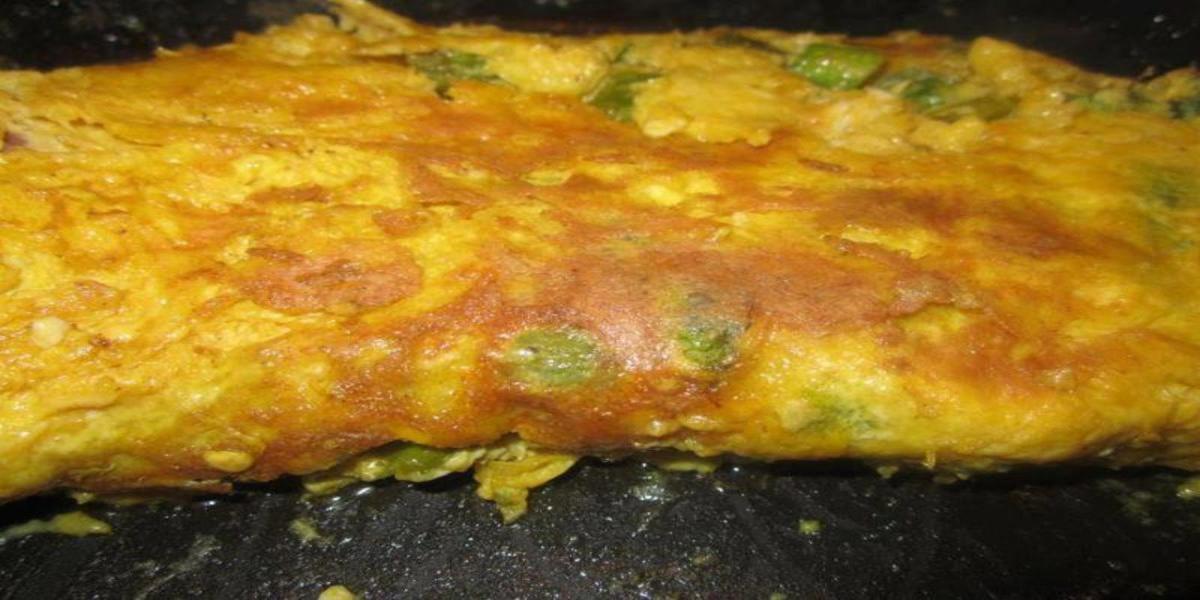 Omeleta de Espargos