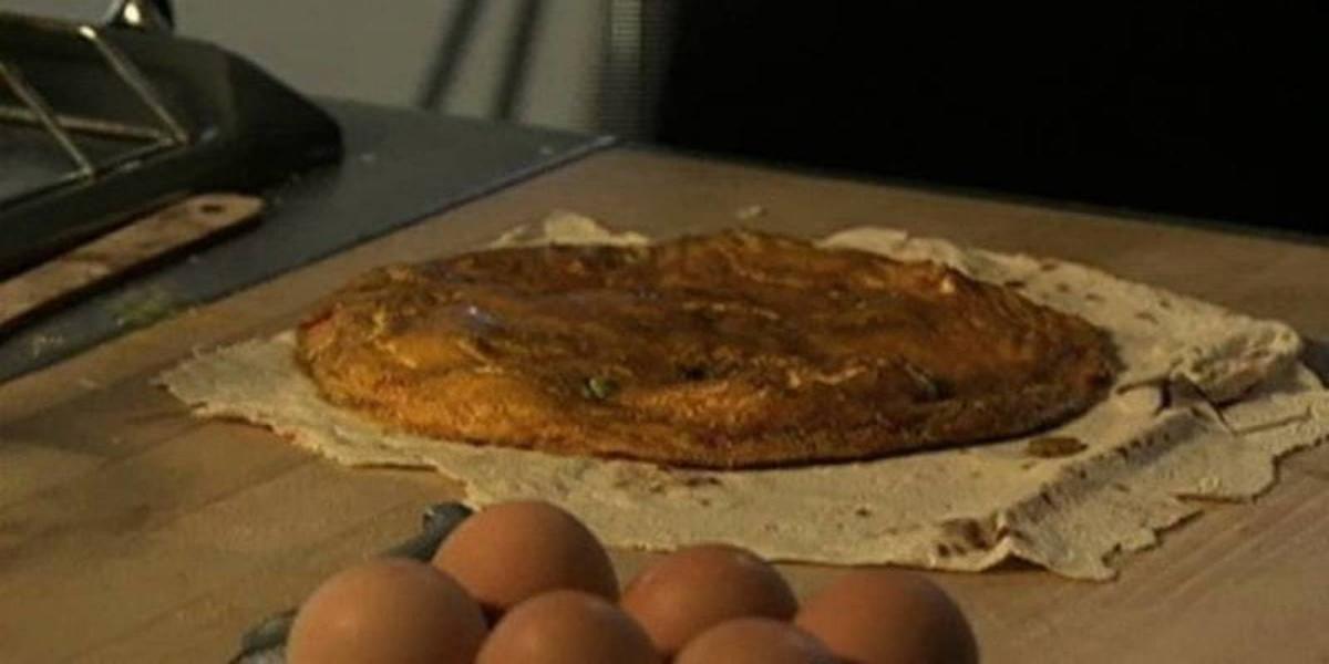 Omelete Massala