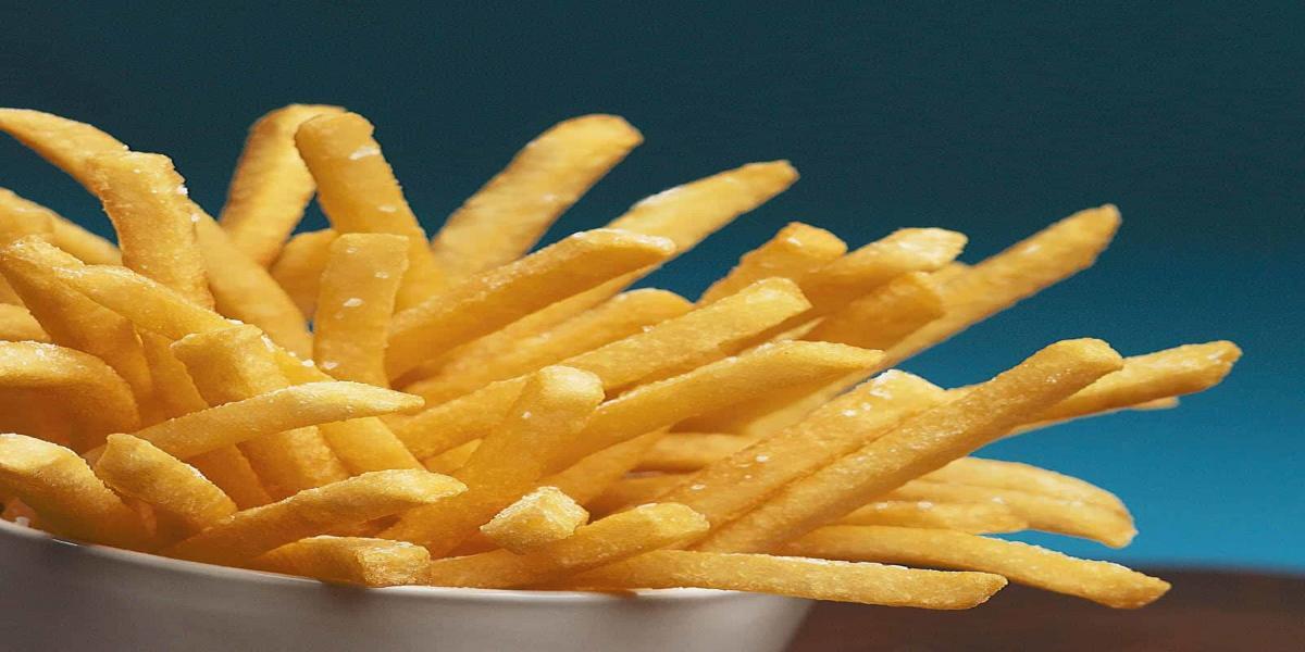 Como Fritar Batatas com Manteiga