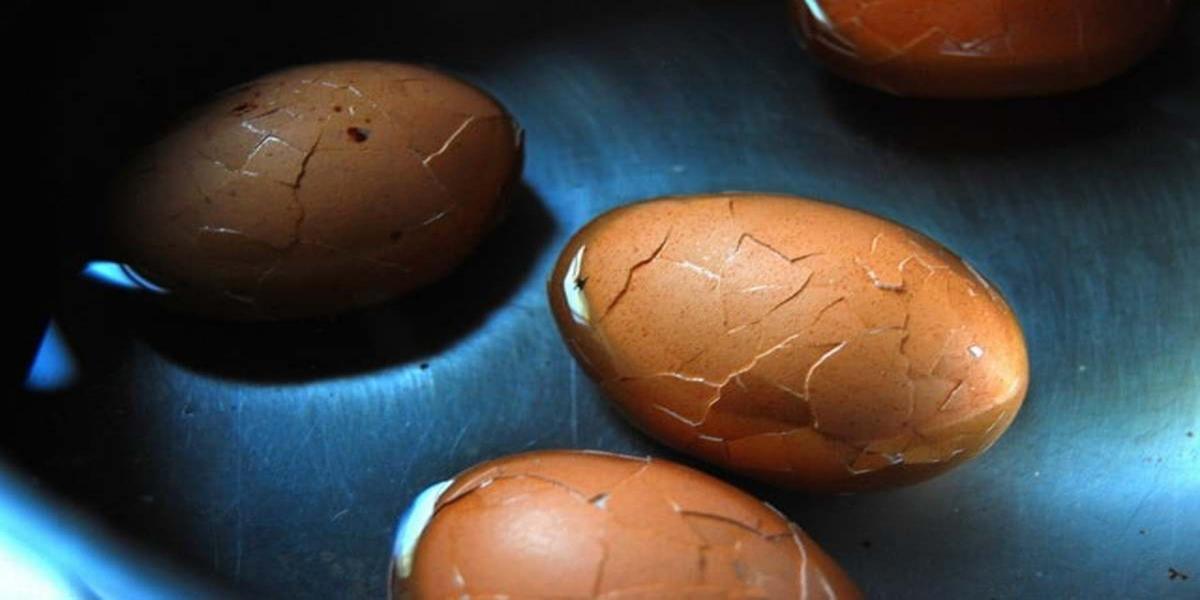 Como Descascar um Ovo cozido