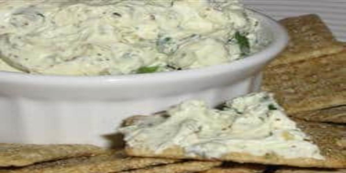 Pasta Cremosa de Pesto e Ervas