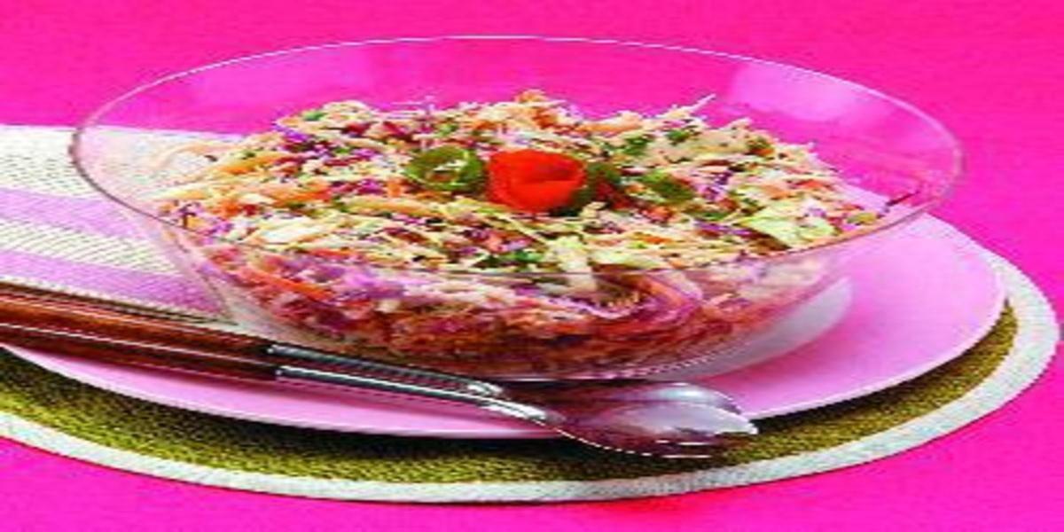 Salada Cor-de Rosa