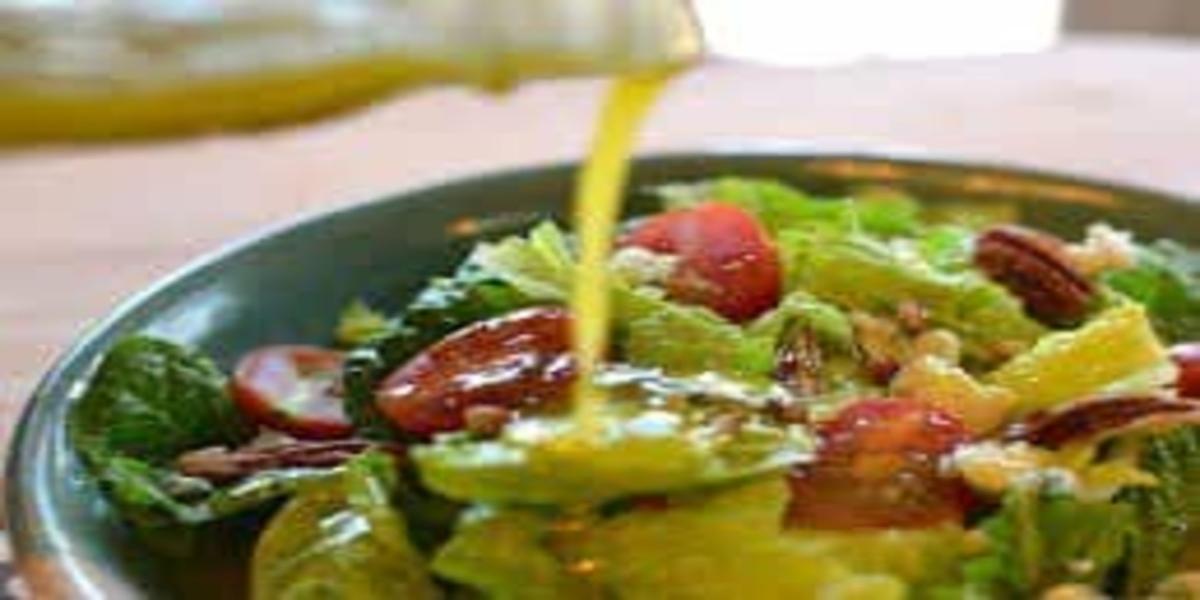 Molho de Salada Mais Leve