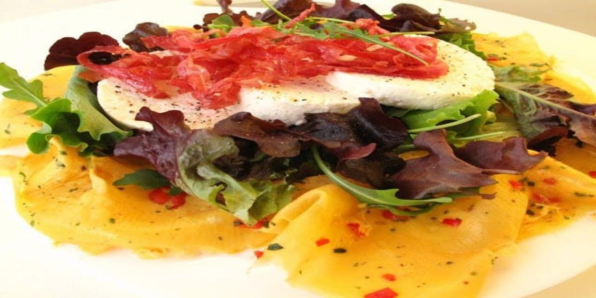 Salada De Ovo Com Requeijão E Bacon Crocante