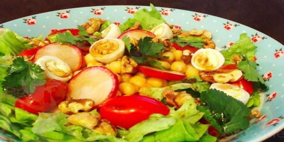 Salada Balsâmica