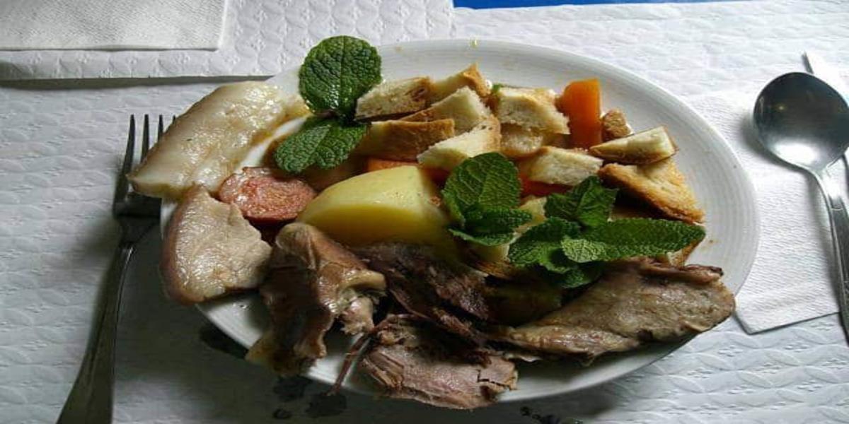 Sopa da Panela à Alentejana