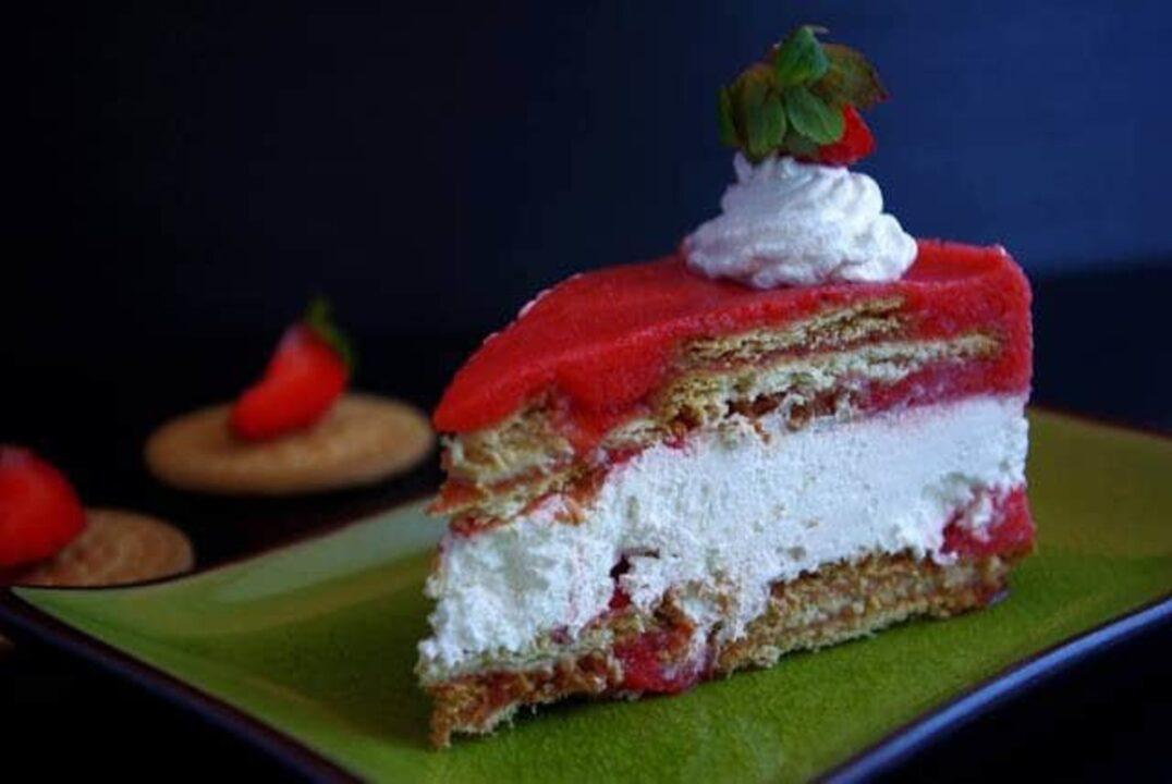 Frescura Deliciosa de Morango