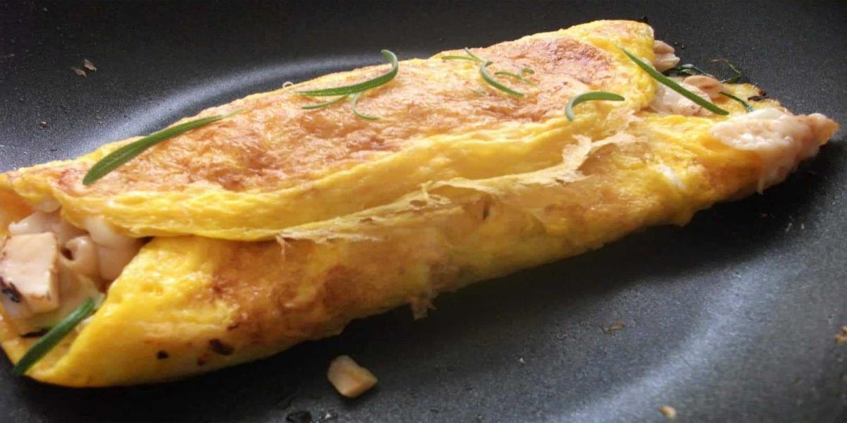 Omelete mais Fofinha