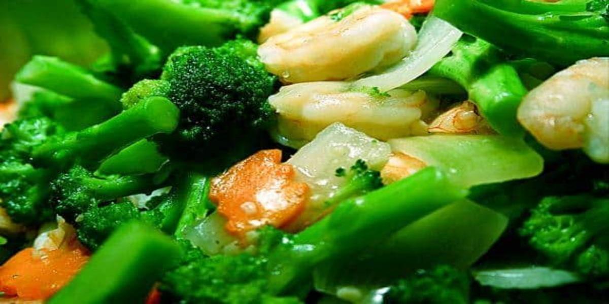 Verduras e Legumes Coloridos