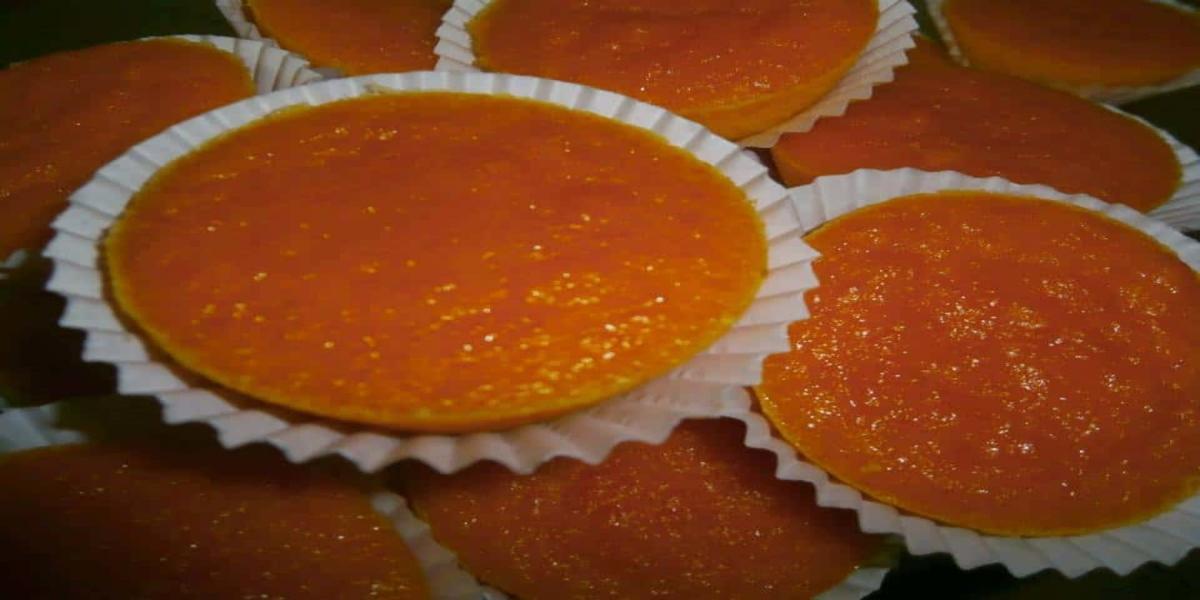 Queijadas de Cenoura