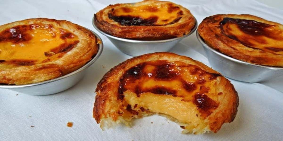 Pasteis de Nata (Pastel Belém)