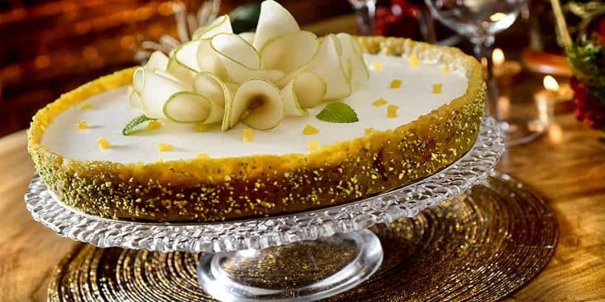 Torta-Mousse de Pera