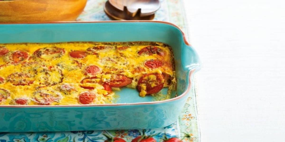 Clafoutis de Tomate