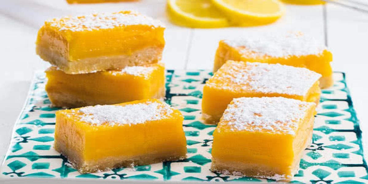 Quadrados de Limão