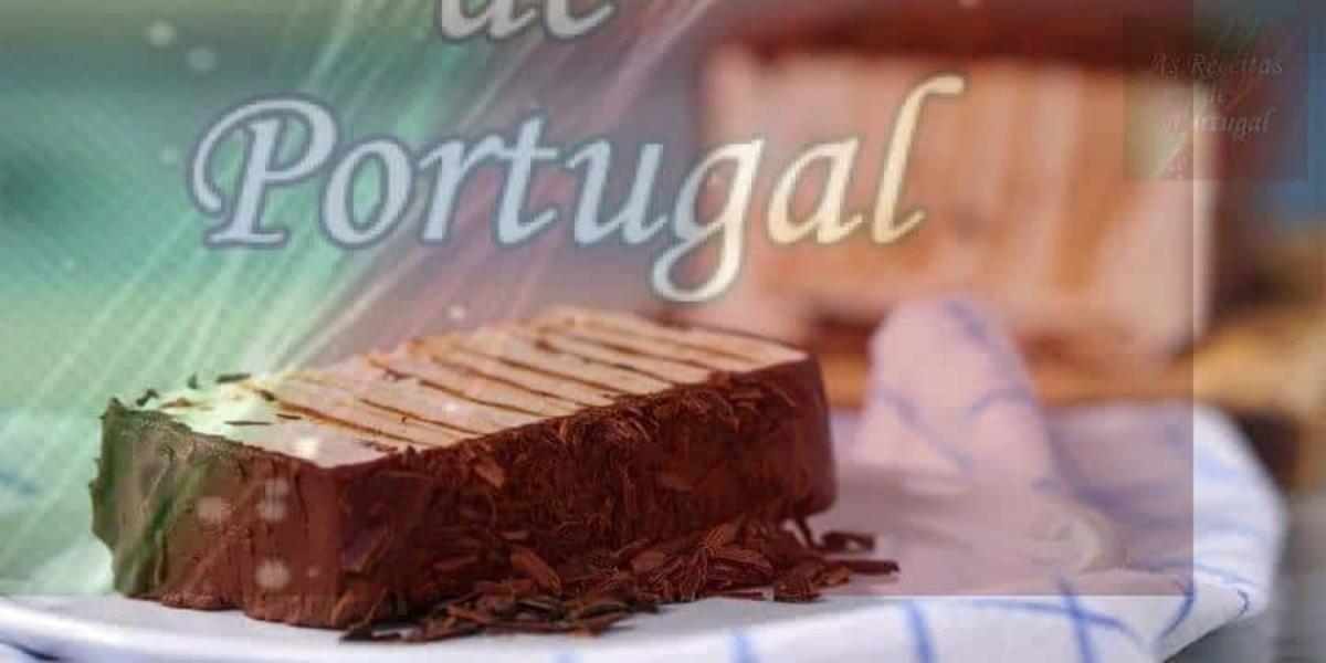Torta de Bolacha Invertida