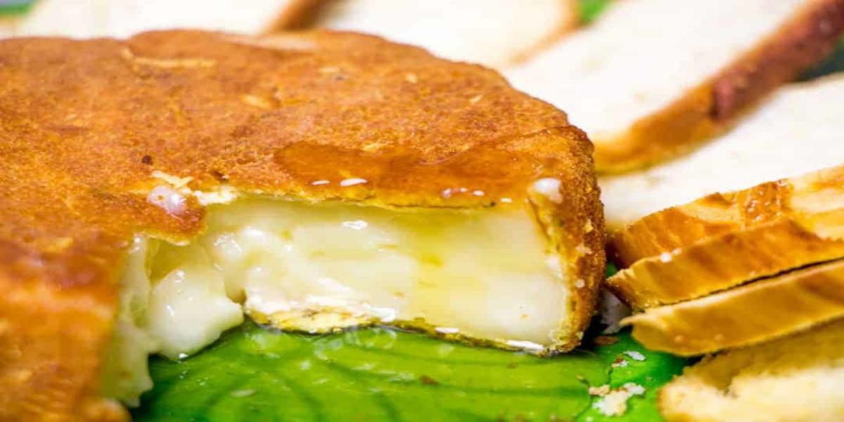 Queijo Brie Panado