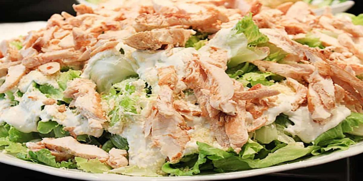 Salada Russa de Frango