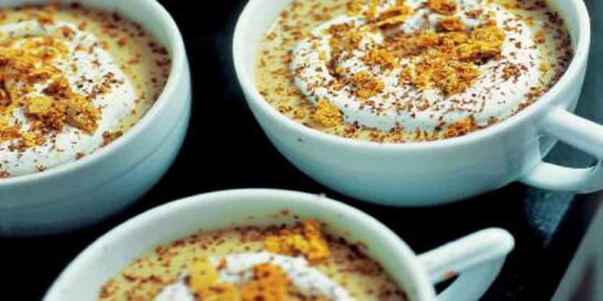 Copos de Café e Chocolate