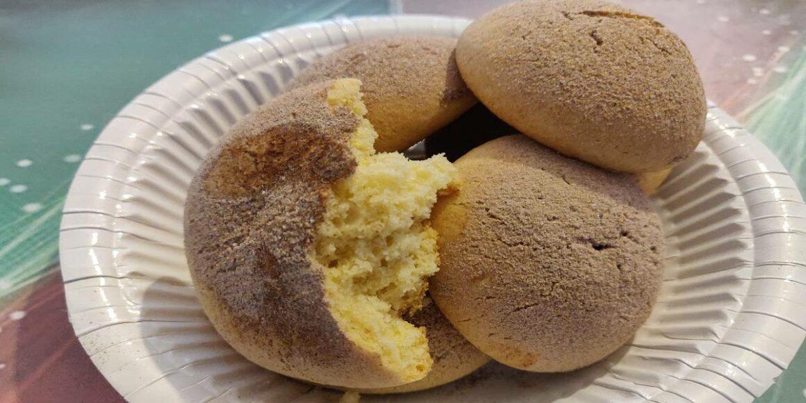 Biscoitos com Canela
