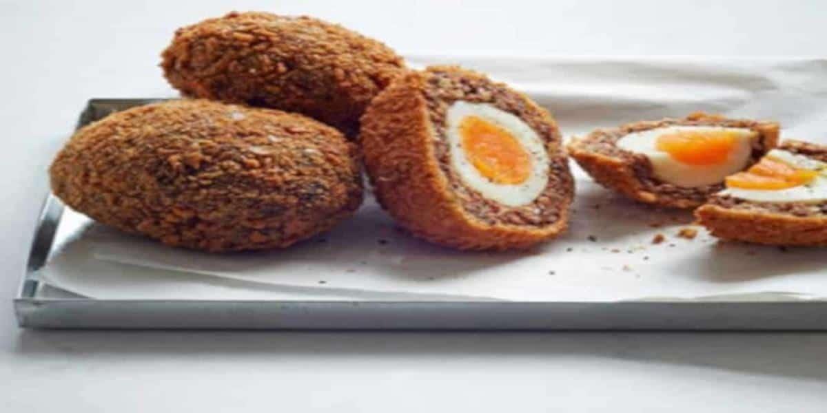 Bolovo – Ovos à Escocesa
