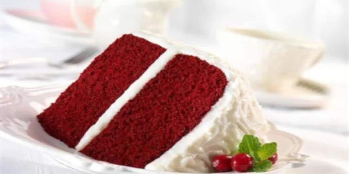 Bolo de Veludo Vermelho (Red Velvet)