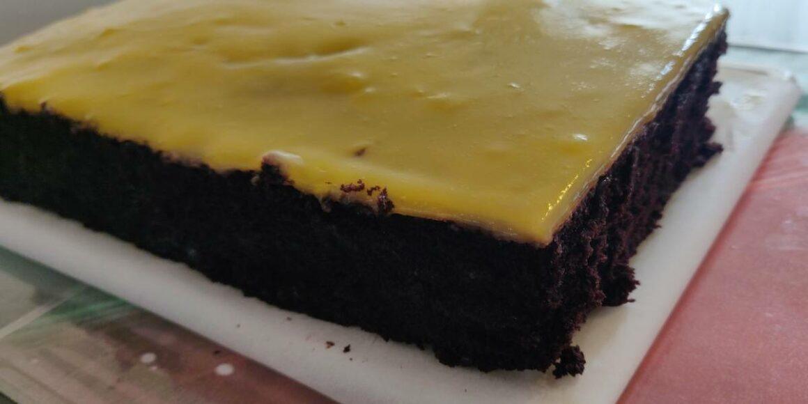 Bolo de Chocolate em 5 minutos