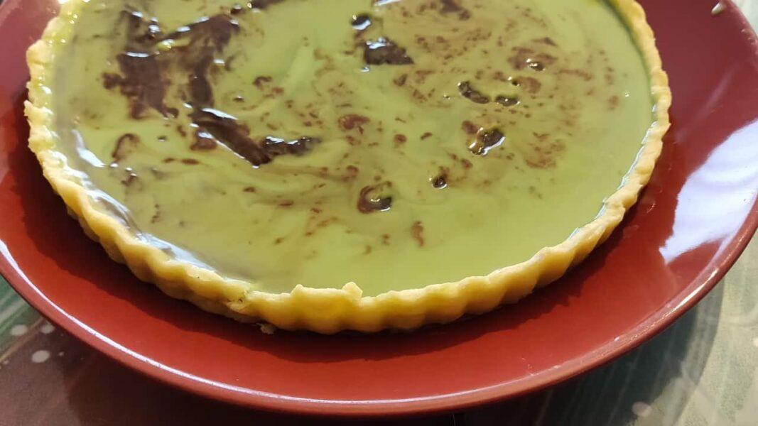 Tarte de Chocolate com Ectoplasma